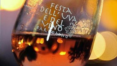 Annual grape festival in Bardolino