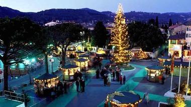 Natale tra gli olivi a Garda